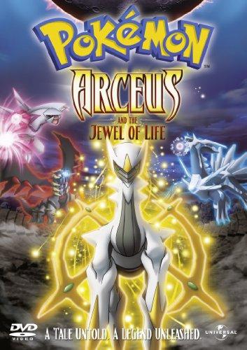 Pokemon Arceus And The Jewel Of Life Movie Deputy