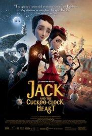 jack cuckoo clock heart