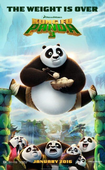 kung fu panda three 3