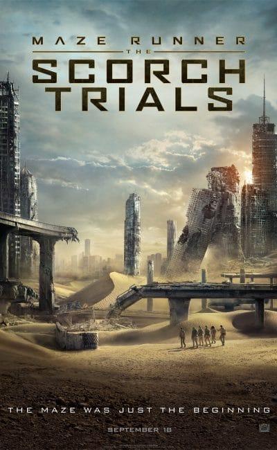 maze runner scorch trials