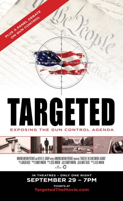 targeted exposing gun control agenda
