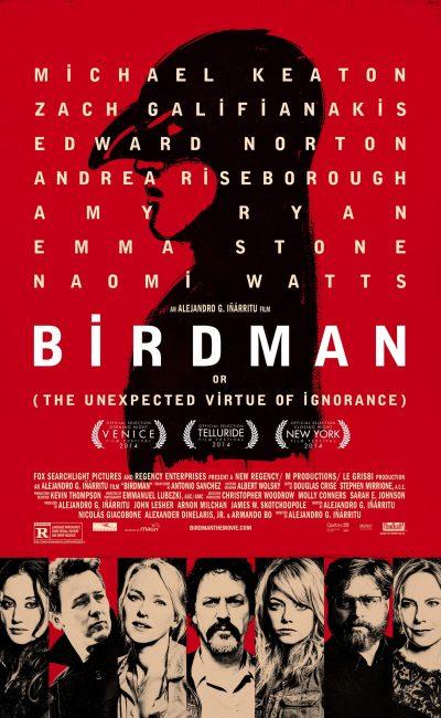 birdman, the unexpected virtue of ignorance,