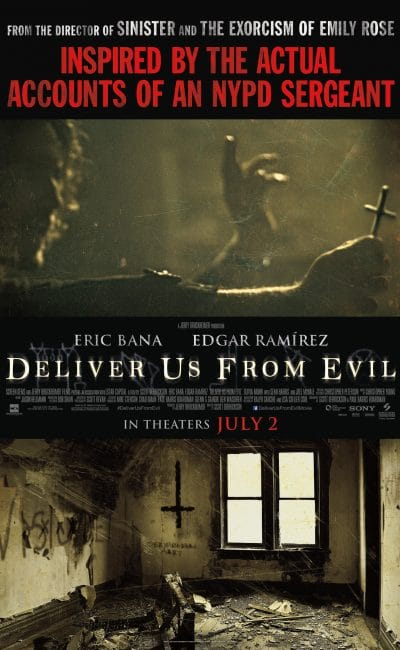 deliver us from evil,