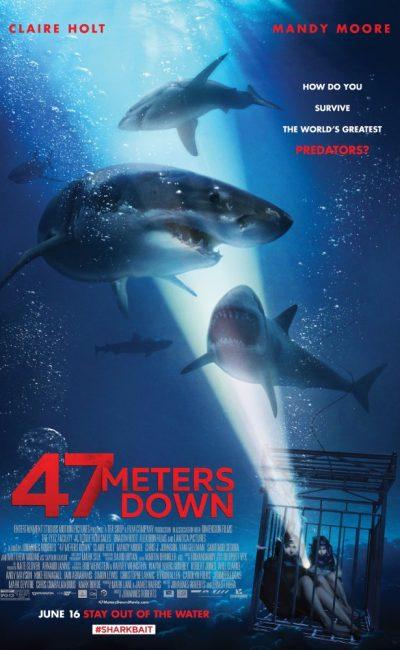 47 Meters Down (PG-13)