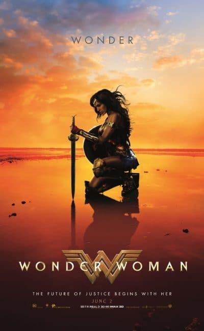 Wonder Woman (PG-13)