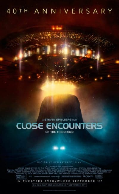 Close Encounters of the Third Kind (PG)