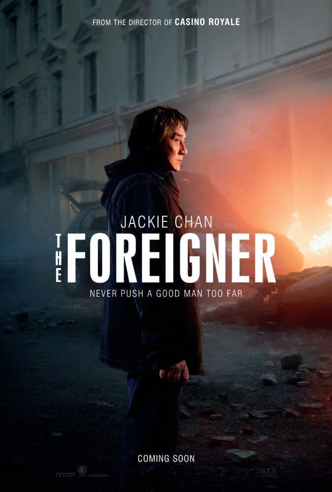 foreigner movie
