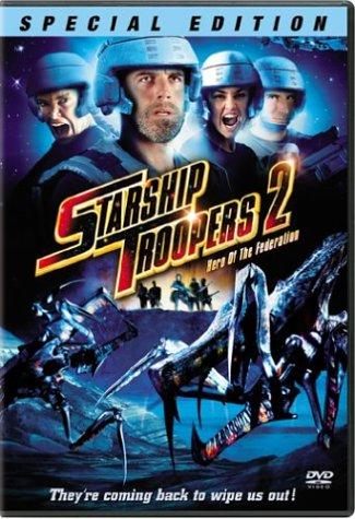 Starship Troopers 2 Banner
