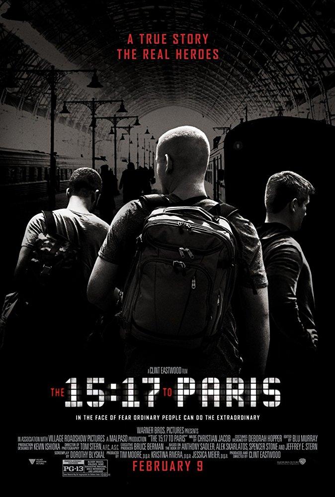 the 15 17 to paris