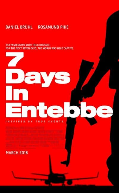 7 Days in Entebbe (PG-13)