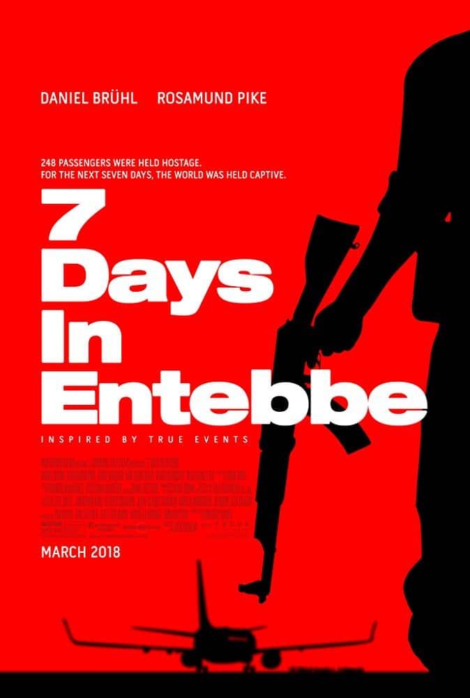 seven days in entebbe