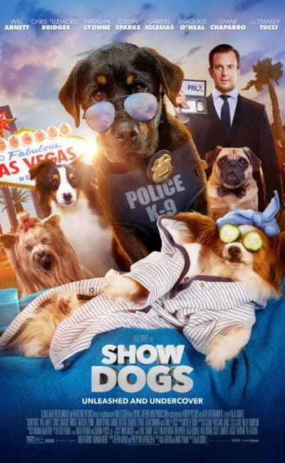 Show Dogs (PG)