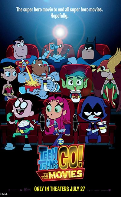 Teen Titans Go! To the Movies (PG)