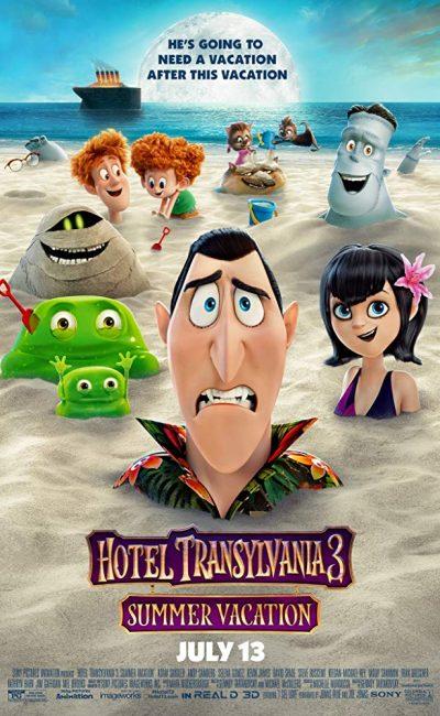 Hotel Transylvania 3: Summer Vacation (PG)