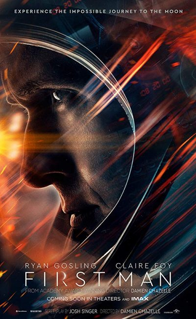 First Man (PG-13)