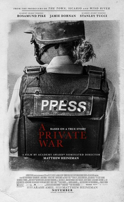 A Private War (R)