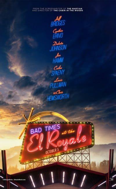 Bad Times at the El Royale (R)