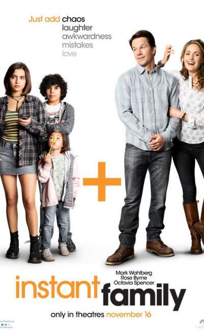 Instant Family (PG-13)