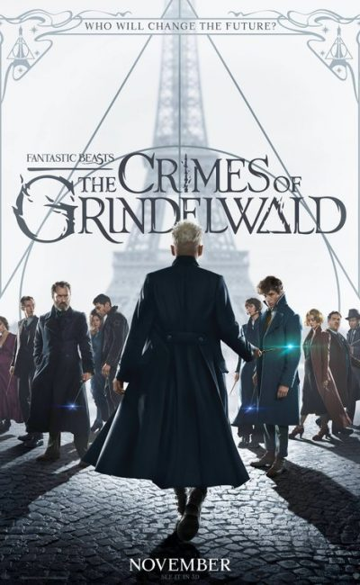 Fantastic Beasts: The Crimes of Grindelwald (PG-13)