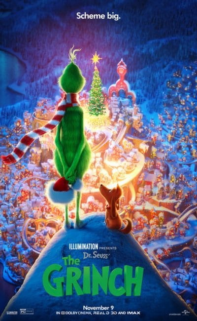 The Grinch (PG)