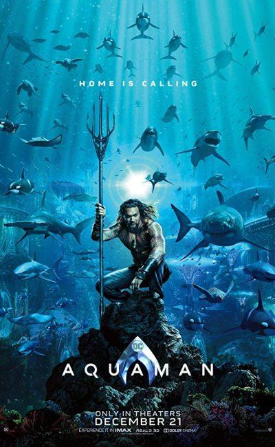 Aquaman (PG-13)