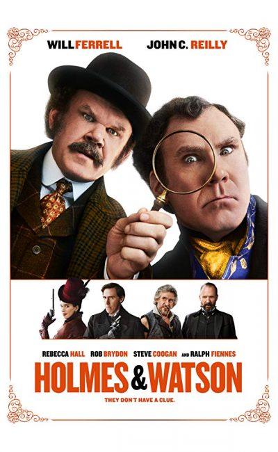 Holmes & Watson (PG-13)