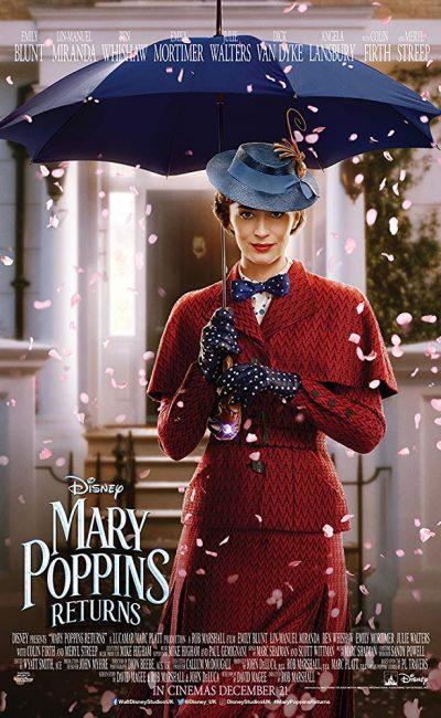 Mary Poppins Returns (PG)