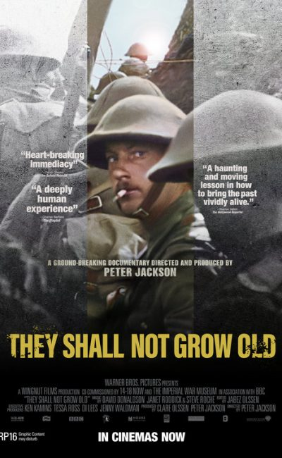 They Shall Not Grow Old (R)