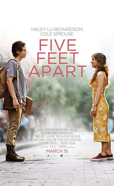 Five Feet Apart (PG-13) (5.75)