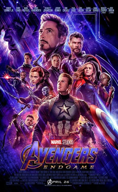 Avengers: Endgame (PG-13) (8.0)