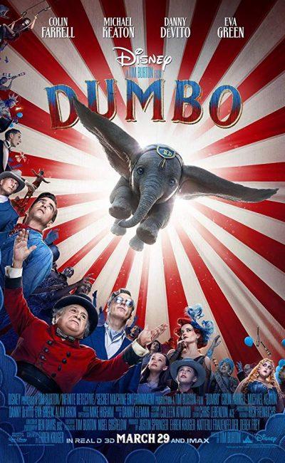 Dumbo (PG) (5.0)