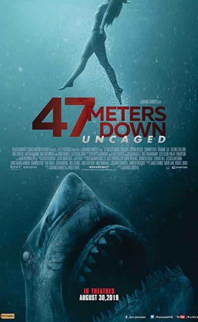 47 Meters Down: Uncaged (PG-13) (4.25)