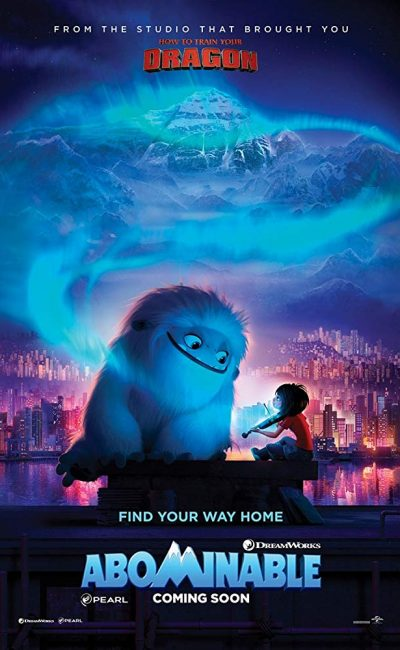 Abominable (PG) (6.0)