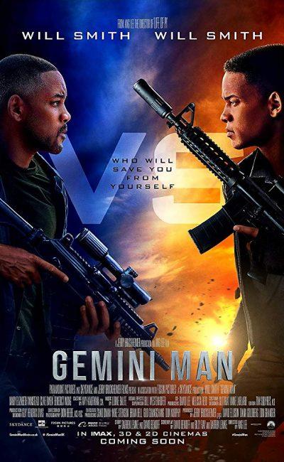 Gemini Man (PG-13) (4.25)