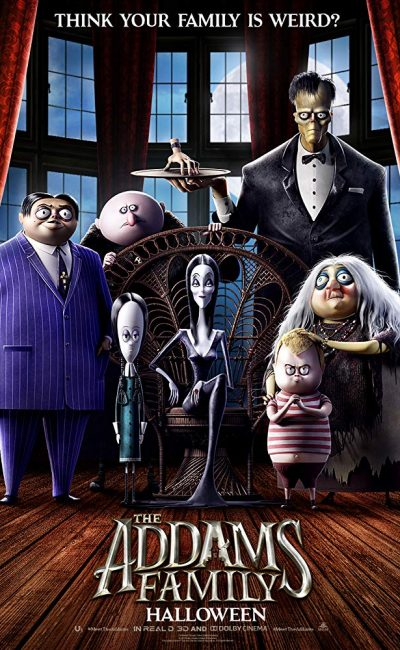 The Addams Family (PG) (4.75)