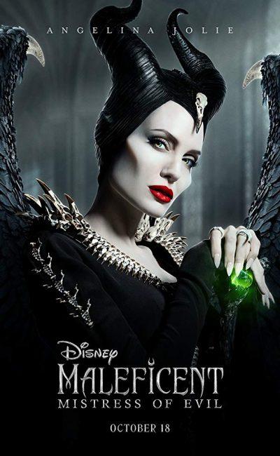 Maleficent: Mistress of Evil (PG) (7.25)