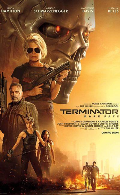 Terminator: Dark Fate (R) (6.75)
