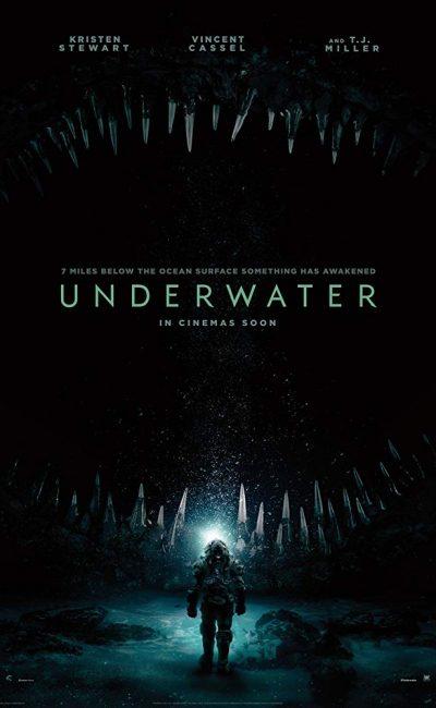 Underwater (5.25) (PG-13)